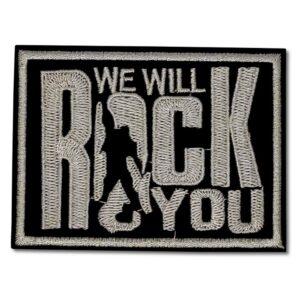 Queen - Tygmärke - We Will Rock You