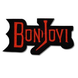 Bon Jovi - Tygmärke - Logo
