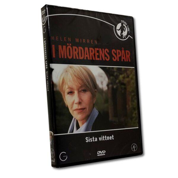 I Mördarens Spår - Sista Vittnet - DVD -Thriller - Helen Mirren