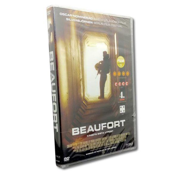 Beaufort - DVD - Krigsfilm med Oshri Cohen