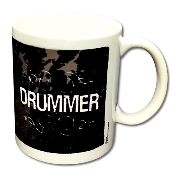 Drummer - Mugg