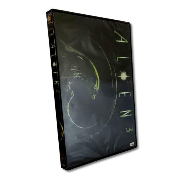 Alien 3 - DVD - Science Fictionrysare - Sigourney Weaver