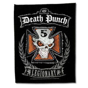 Five Finger Death Punch - Ryggmärke - Legionary